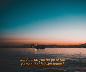 aesthetic, nature, and quotes image