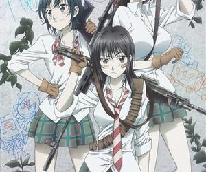 anime, coppelion, and nomura taeko image