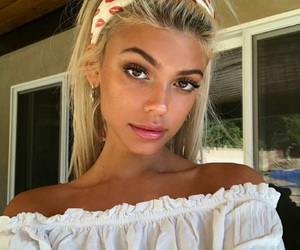 blonde girl, goals, and site model image