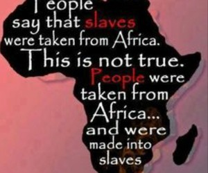 quotes, africa, and truth image