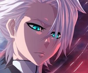 bleach, anime, and toshiro image
