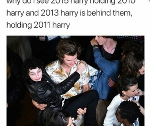 meme, funny, and Harry Styles image