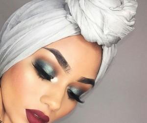 flawless, smokey, and hijab image