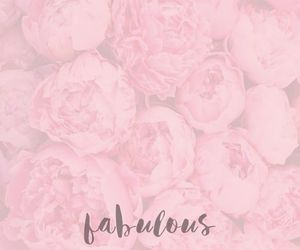 fabulous, flowers, and pink image