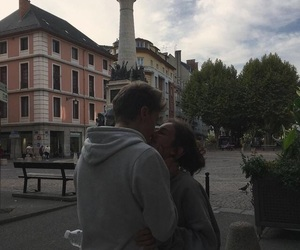 couple, goals, and travel image