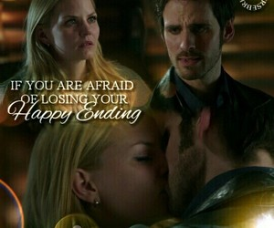 amor, hook, and once upon a time image