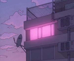 pink, anime, and aesthetic image
