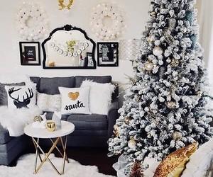 christmas, decor, and holidays image