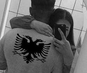 albanian and couple image