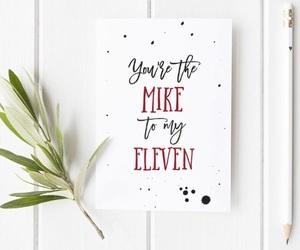 birthday, card, and christmas image