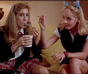 80s, girls, and teen image