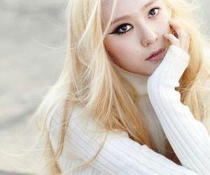 blonde, fx, and krystal image
