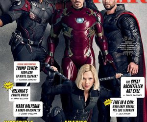 black widow, iron man, and Marvel image
