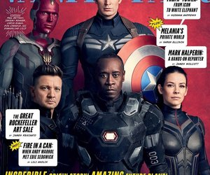 Don Cheadle, evangeline lilly, and hawkeye image