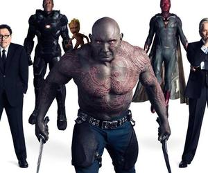 Marvel, Avengers, and vision image
