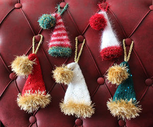 etsy, christmas garland, and cute ornaments image