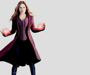 elizabeth olsen, the avengers, and scarlet witch image