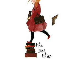 book, books, and hans image