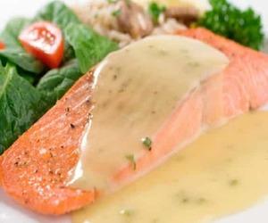 salmon fillet recipe image