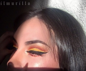fall, makeup, and trends image