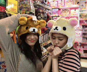 blackpink, jisoo, and jennie image