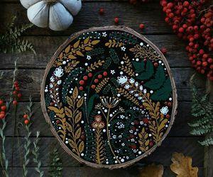 autumn, photography, and botany image