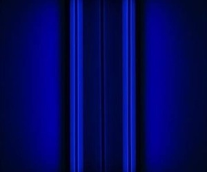 aesthetic, blue, and glow image