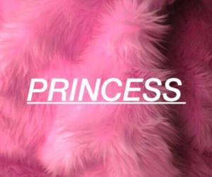 princess and pink image