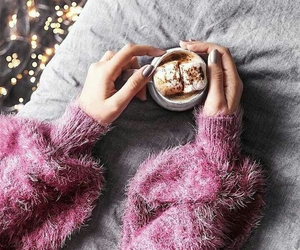 coffee, christmas, and cozy image