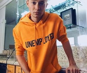 blonde, orange, and Sam image