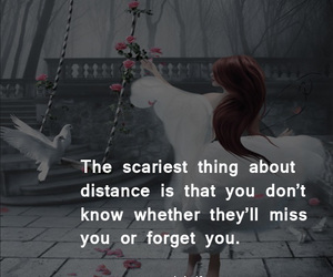 distance love, missing you quotes, and i love you messages image