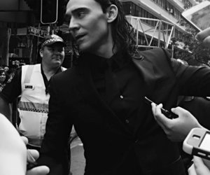 tom hiddleston, loki, and Marvel image