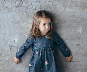 etsy, toddler girl, and long sleeve dress image
