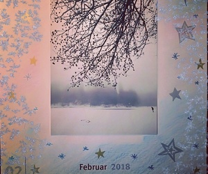 art, foto, and kalender image