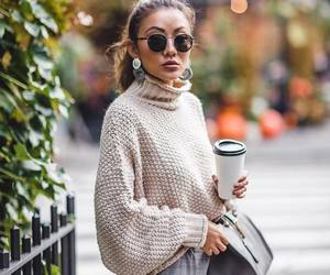 chic, style, and ootd image