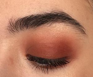 eye, grunge, and make up image