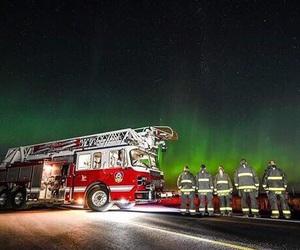 amazing, beautifull, and firetruck image