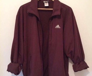 adidas, fashion, and jacket image