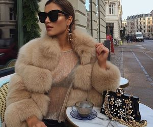 fashion, luxury, and chic image