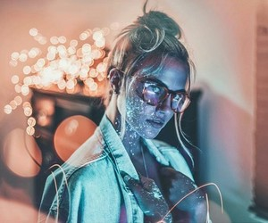 lights, photography, and brandon woelfel image