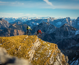 Alps, mtb, and freeride image