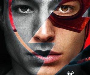 justice league, flash, and barry allen image