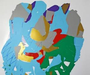 abstract art, contemporary art, and saatchi art image