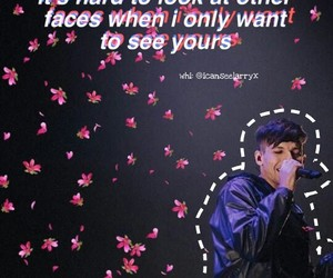 blue, flowers, and louis image