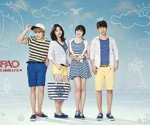 donghae, sungmin, and f ( x) image