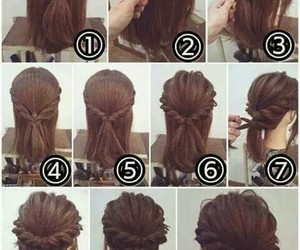 creativity and hairstyles image