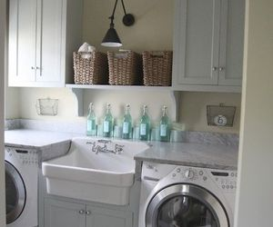 laundry room and home image