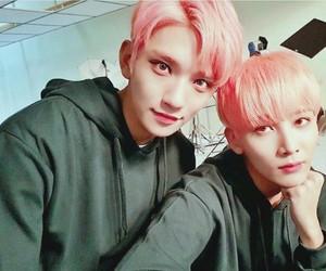 Seventeen, joshua, and jeonghan image