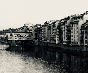 arno, florence, and italy image