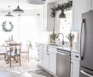 home decor, kitchen, and cottage style image